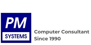PM-Systems logo header